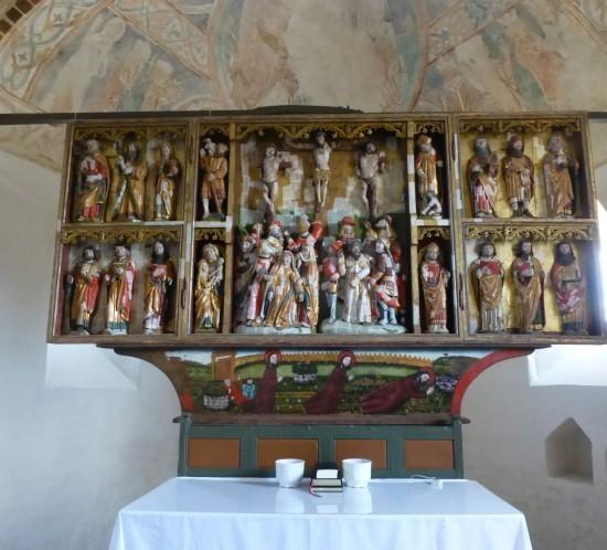 Ferslev kirke, Brarup kirke 040