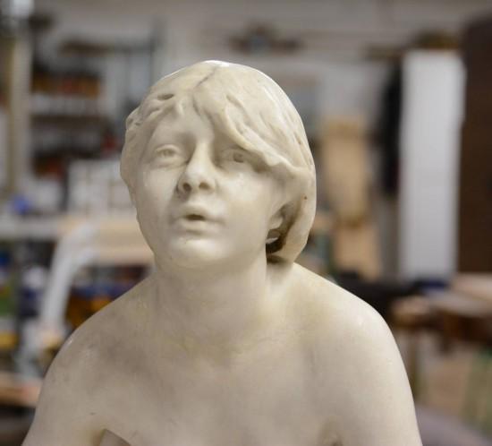 Skulptur 136